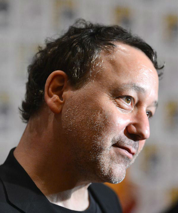 &#39;Oz: the Great and Powerful&#39; director Sam Raimi appears in a photo at San Diego Comic-Con on Thursday, July 12, 2012. <span class=meta>(WireImage Photo&#47;Frazer Harrison)</span>