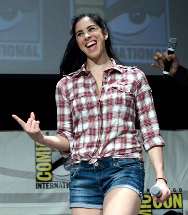 Sarah Silverman of &#39;Wreck-It Ralph&#39; appears in a photo at San Diego Comic-Con on Thursday, July 12, 2012. <span class=meta>(WireImage Photo&#47;Alberto E. Rodriguez)</span>