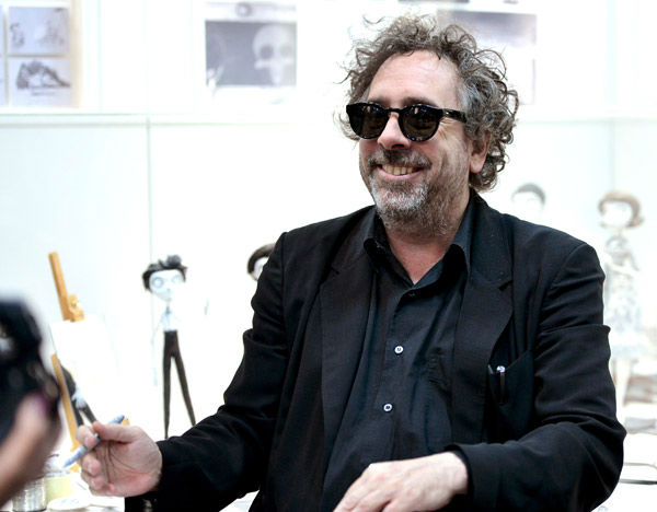 "<div class=""meta ""><span class=""caption-text "">Tim Burton, who directed 'Frankenweenie,' appears in a photo at San Diego Comic-Con on Thursday, July 12, 2012. (WireImage Photo/Alberto E. Rodriguez)</span></div>"