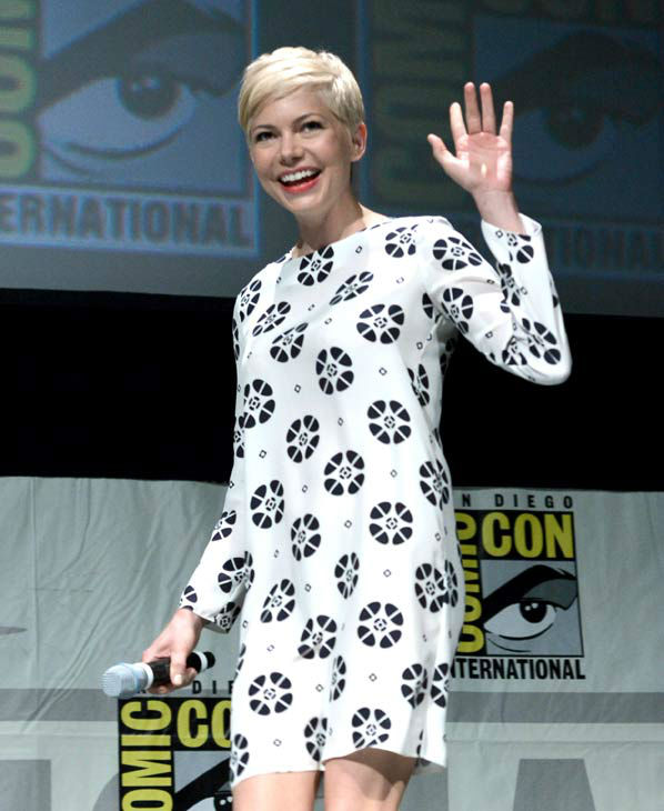 "<div class=""meta ""><span class=""caption-text "">Michelle Williams of 'Oz: the Great and Powerful,' appears in a photo at San Diego Comic-Con on Thursday, July 12, 2012. (WireImage Photo/Alberto E. Rodriguez)</span></div>"