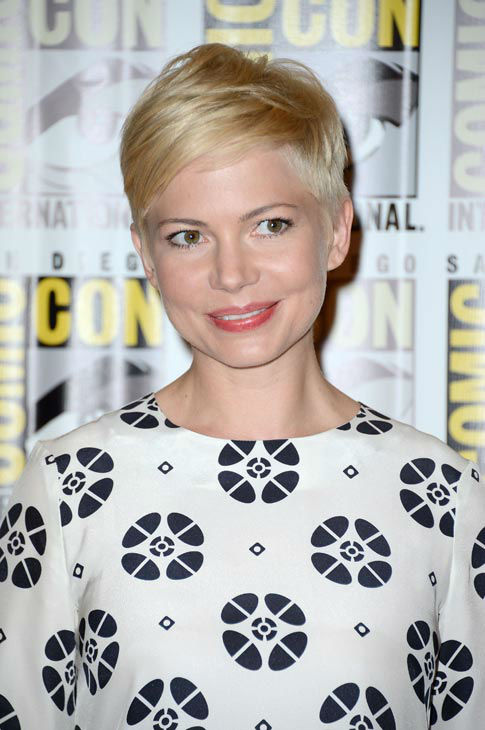 Michelle Williams of 'Oz: the Great and...