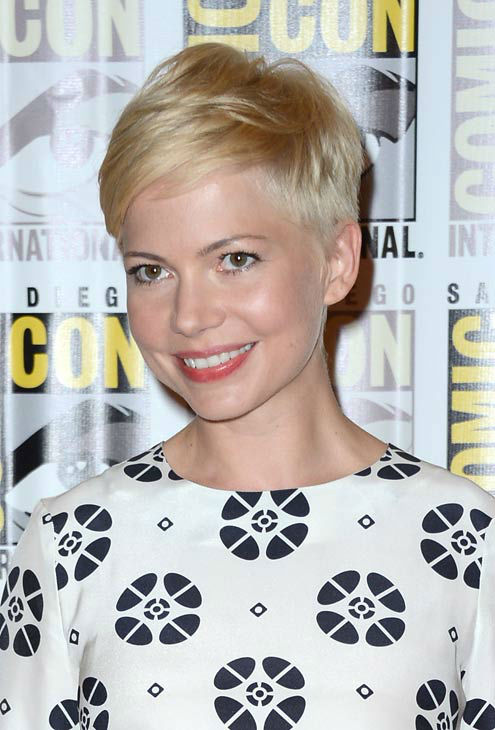 Michelle Williams of &#39;Oz: the Great and Powerful,&#39; appears in a photo at San Diego Comic-Con on Thursday, July 12, 2012. <span class=meta>(WireImage Photo&#47;Frazer Harrison)</span>