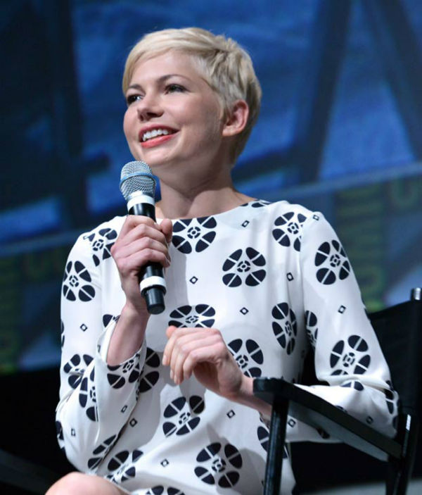 Michelle Williams of &#39;Oz: the Great and Powerful,&#39; appears in a photo at San Diego Comic-Con on Thursday, July 12, 2012. <span class=meta>(WireImage Photo&#47;Alberto E. Rodriguez)</span>