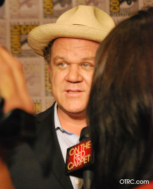 John C. Reilly of &#39;Wreck-It Ralph&#39; appears in a photo at San Diego Comic-Con on Thursday, July 12, 2012. <span class=meta>(OTRC Photo)</span>