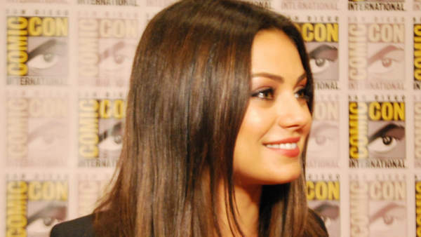 Mila Kunis of 'Oz: the Great and Powerful,'...