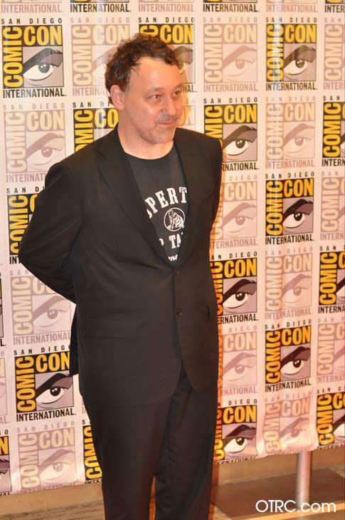 Sam Raimi, director of &#39;Oz: the Great and Powerful,&#39; appears in a photo at San Diego Comic-Con on Thursday, July 12, 2012. <span class=meta>(OTRC Photo)</span>