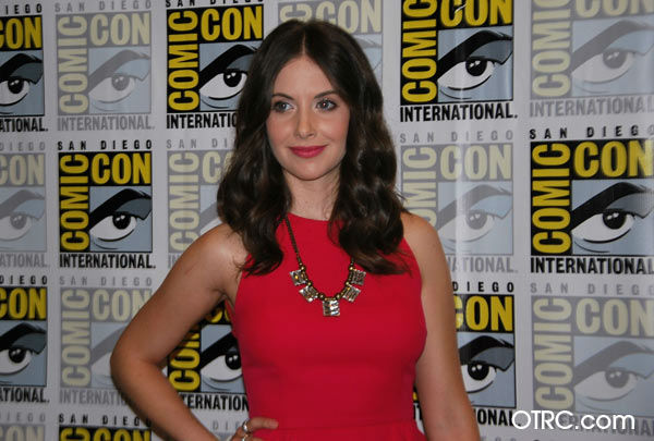 Alison Brie of &#39;Community&#39; appears in a photo at San Diego Comic-Con  on Friday, July 13, 2012. <span class=meta>(OTRC Photo)</span>