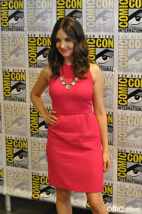 "<div class=""meta image-caption""><div class=""origin-logo origin-image ""><span></span></div><span class=""caption-text"">Alison Brie of 'Community' appears in a photo at San Diego Comic-Con  on Friday, July 13, 2012. (OTRC Photo)</span></div>"