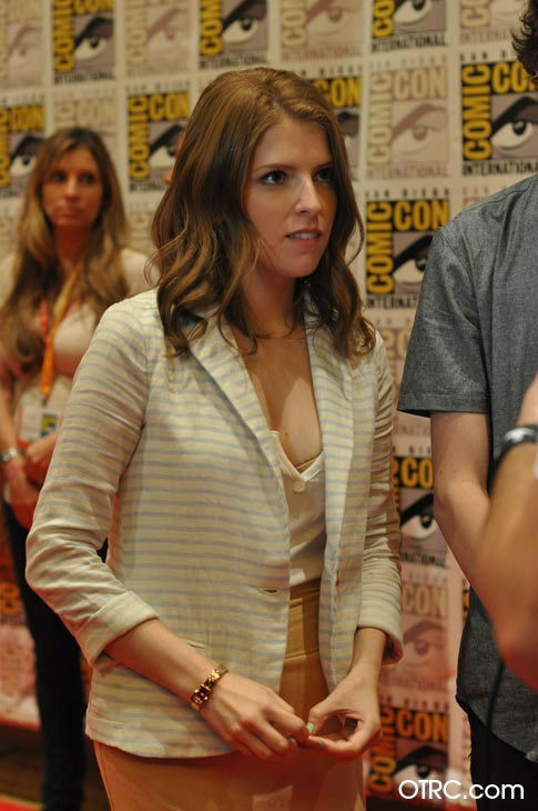 Anna Kendrick of &#39;ParaNorman&#39; appears in a photo at San Diego  Comic-Con on Friday, July 13, 2012. <span class=meta>(OTRC Photo)</span>