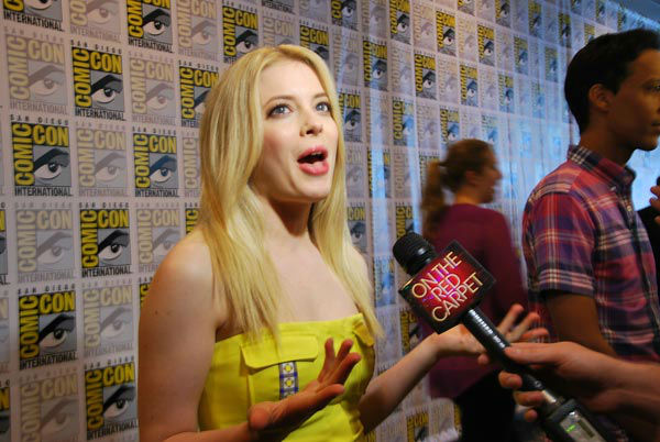Gillian Jacobs of &#39;Community&#39; appears in a photo at San Diego  Comic-Con on Friday, July 13, 2012. <span class=meta>(OTRC Photo)</span>