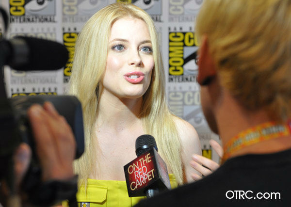 "<div class=""meta ""><span class=""caption-text "">Gillian Jacobs of 'Community' appears in a photo at San Diego  Comic-Con on Friday, July 13, 2012. (OTRC Photo)</span></div>"