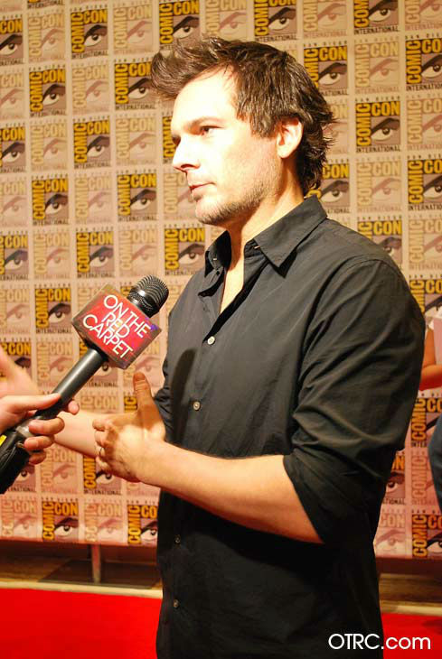 &#39;Total Recall&#39; director Len Wiseman appears in a photo at San Diego Comic-Con on Friday, July 13, 2012. <span class=meta>(OTRC Photo)</span>