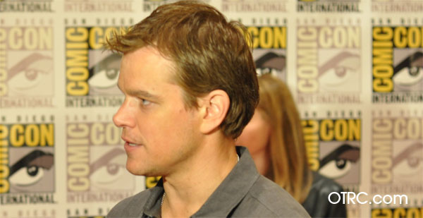 "<div class=""meta ""><span class=""caption-text "">'Elysium' star Matt Damon appears in a photo at San Diego Comic-Con on Friday, July 13, 2012. (OTRC Photo)</span></div>"