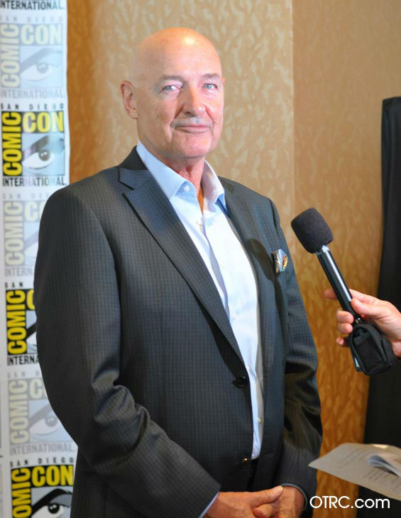 Terry O&#39;Quinn of &#39;666 Park Avenue&#39; appears in a photo at San Diego Comic-Con on Saturday, July 14, 2012.  <span class=meta>(OTRC Photo)</span>