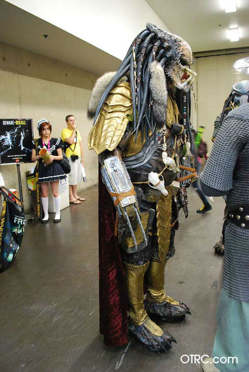 "<div class=""meta ""><span class=""caption-text "">Fans dressed in costumes appear in a photo at San Diego Comic-Con on Saturday, July 14, 2012. (OTRC Photo)</span></div>"