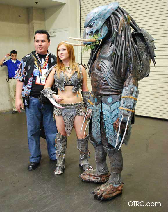 Fans dressed in costumes appear in a photo at San Diego Comic-Con on Saturday  sc 1 st  Comic-Con Pictures Costumes at San Diego Comic-Con 2012 | Photos ... & Comic-Con Pictures Costumes at San Diego Comic-Con 2012 | Photos ...