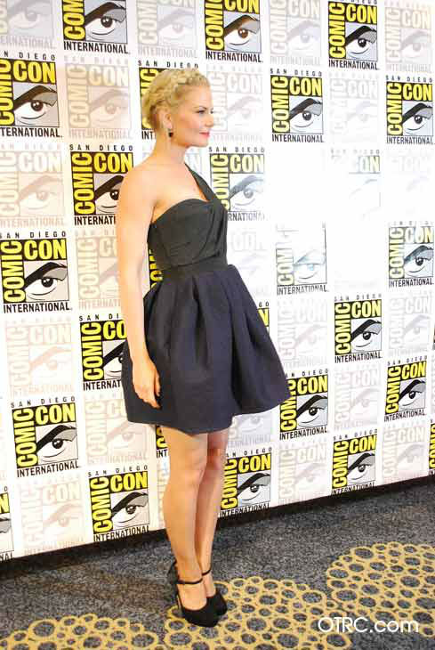 &#39;Once Upon a Time&#39; star Jennifer Morrison appears in a photo at San Diego Comic-Con on Saturday, July 14, 2012. <span class=meta>(OTRC Photo)</span>