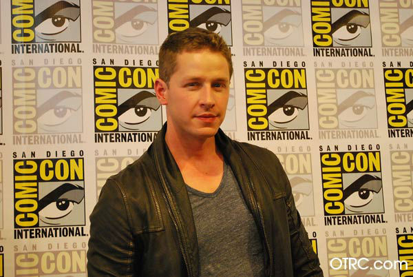 'Once Upon a Time' star Josh Dallas appears in a...
