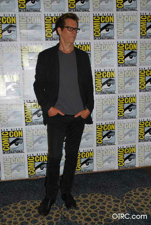 &#39;The Following&#39; star Kevin Bacon appears in a photo at San Diego Comic-Con on Saturday, July 14, 2012. <span class=meta>(OTRC Photo)</span>