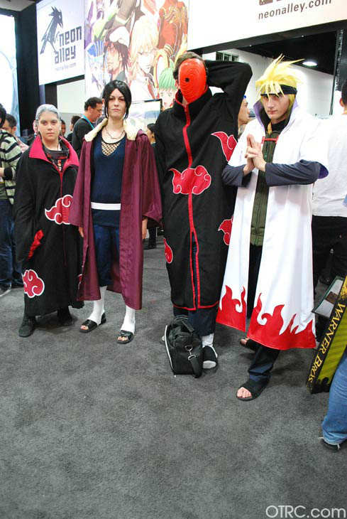 Fans dressed in costumes appear in a photo at San Diego Comic-Con on Sunday, July 15, 2012. <span class=meta>(OTRC Photo)</span>