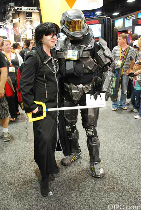 "<div class=""meta ""><span class=""caption-text "">Fans dressed in costumes appear in a photo at San Diego Comic-Con on Sunday, July 15, 2012. (OTRC Photo)</span></div>"
