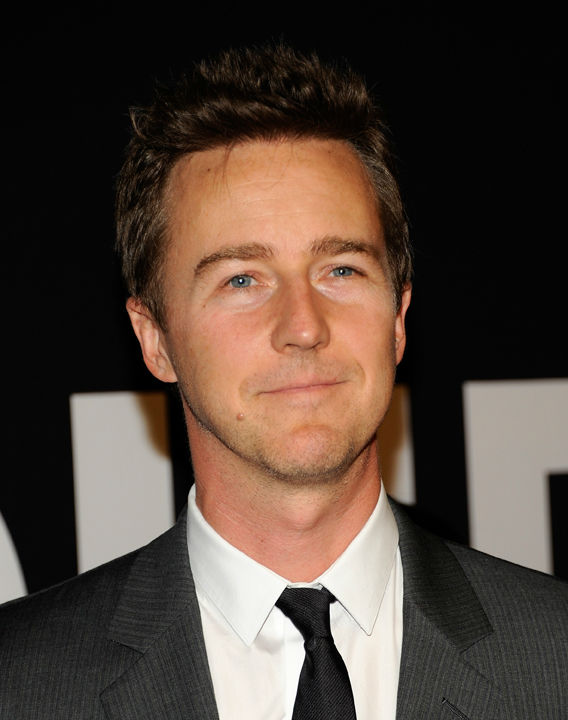 Actor Edward Norton attends the world premiere of &#39;The Bourne Legacy&#39; at the Ziegfeld Theatre on Monday July 30, 2012 in New York. &#40;Photo by Evan Agostini&#47;Invision&#47;AP&#41; <span class=meta>(Photo&#47;Evan Agostini)</span>