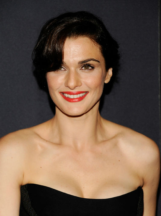 Actress Rachel Weisz attends the world premiere...