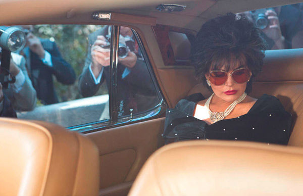 Lindsay Lohan stars as Elizabeth Taylor in the...