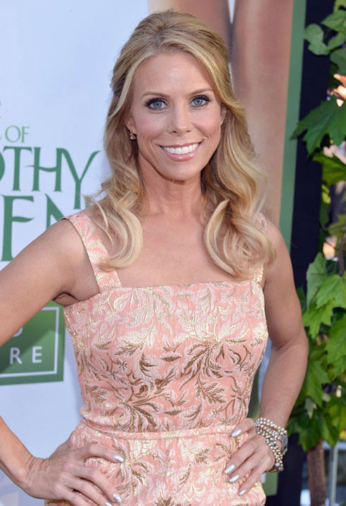 Cheryl Hines arrives at the Los Angeles premiere of 'The Odd Life of Timothy Green' on August 6, 2012.'