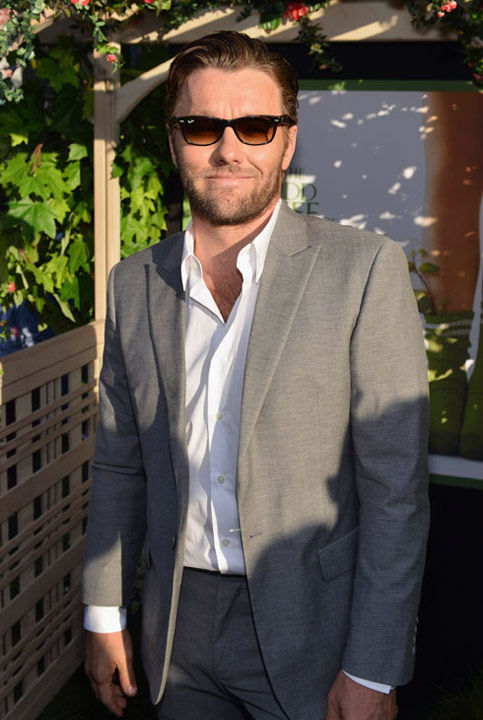 Joel Edgerton arrives at the Los Angeles...