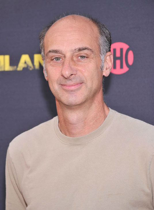 Actor David Marciano attends the Showtime and Time Warner Cable hosted premiere screening and reception to launch the second season of 'Homeland' at the Intrepid Sea-Air-Space Museum on September 7, 2012 in New York City.