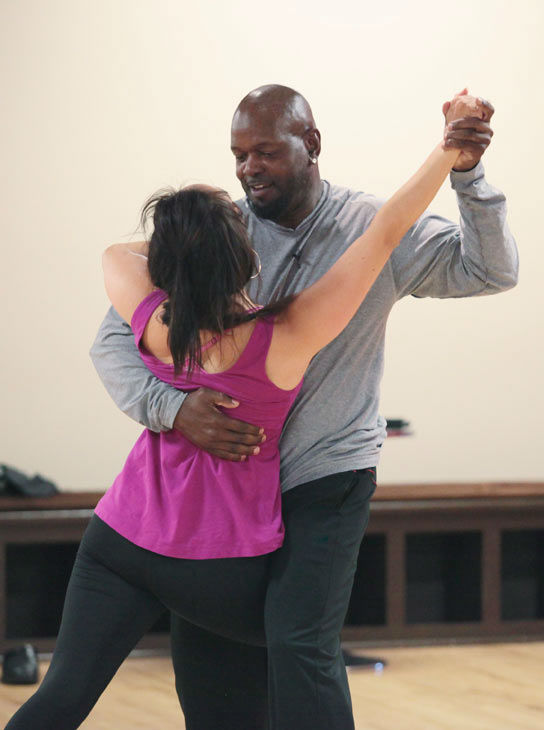 Emmitt Smith and two-time champ Cheryl Burke,...