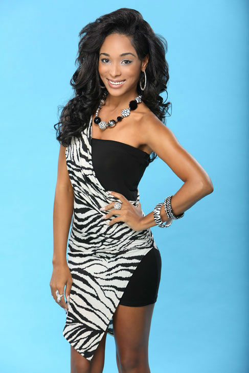 Ashley H. appears in a promotional photo for the seventeenth edition of &#39;The Bachelor,&#39; which stars Sean Lowe and premieres in January 2013, on the ABC Television Network. <span class=meta>(ABC Photo&#47; Kevin Foley)</span>