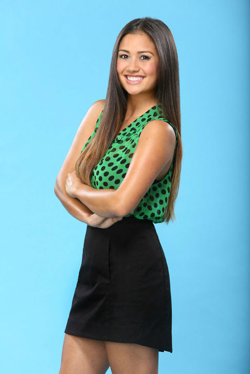 Catherine appears in a promotional photo for the seventeenth edition of &#39;The Bachelor,&#39; which stars Sean Lowe and premieres in January 2013, on the ABC Television Network. <span class=meta>(ABC Photo&#47; Kevin Foley)</span>