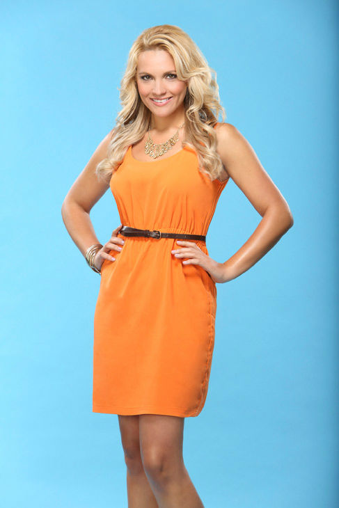 Daniella appears in a promotional photo for the seventeenth edition of &#39;The Bachelor,&#39; which stars Sean Lowe and premieres in January 2013, on the ABC Television Network. <span class=meta>(ABC Photo&#47; Kevin Foley)</span>