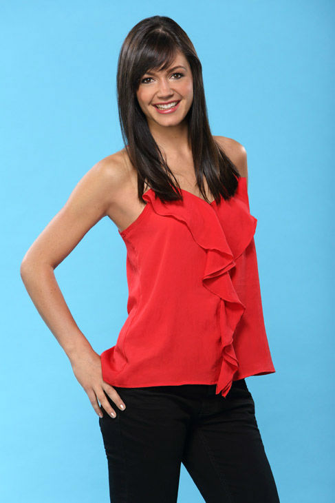 Desiree appears in a promotional photo for the seventeenth edition of &#39;The Bachelor,&#39; which stars Sean Lowe and premieres in January 2013, on the ABC Television Network. <span class=meta>(ABC Photo&#47; Kevin Foley)</span>