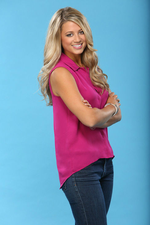 Lesley appears in a promotional photo for the seventeenth edition of &#39;The Bachelor,&#39; which stars Sean Lowe and premieres in January 2013, on the ABC Television Network. <span class=meta>(ABC Photo&#47; Kevin Foley)</span>