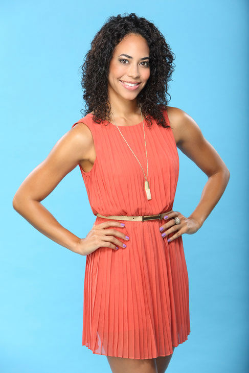 Leslie appears in a promotional photo for the seventeenth edition of &#39;The Bachelor,&#39; which stars Sean Lowe and premieres in January 2013, on the ABC Television Network. <span class=meta>(ABC Photo&#47; Kevin Foley)</span>
