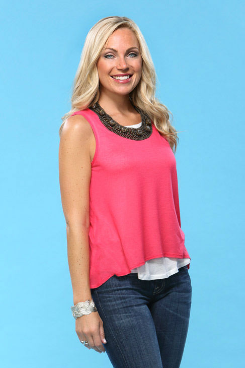 Sarah appears in a promotional photo for the seventeenth edition of &#39;The Bachelor,&#39; which stars Sean Lowe and premieres in January 2013, on the ABC Television Network. <span class=meta>(ABC Photo&#47; Kevin Foley)</span>