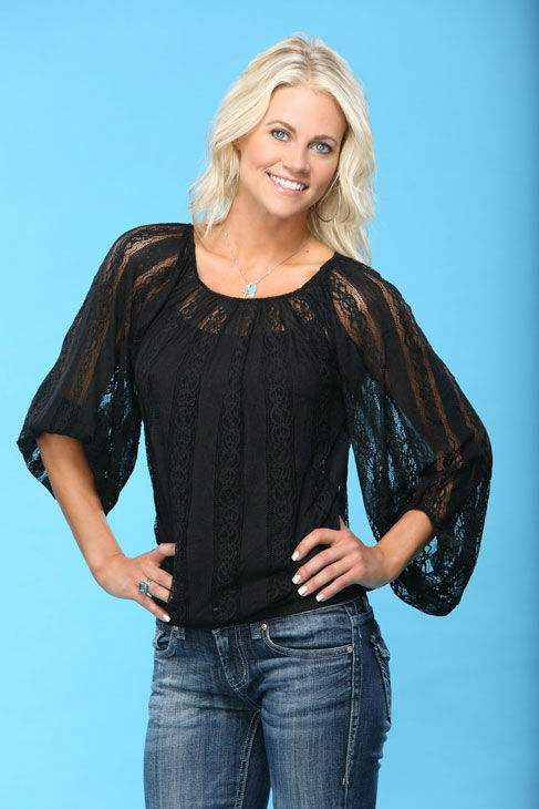 Taryn appears in a promotional photo for the seventeenth edition of &#39;The Bachelor,&#39; which stars Sean Lowe and premieres in January 2013, on the ABC Television Network. <span class=meta>(ABC Photo&#47; Kevin Foley)</span>