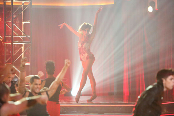 'Dancing With The Stars: The Results Show' on...