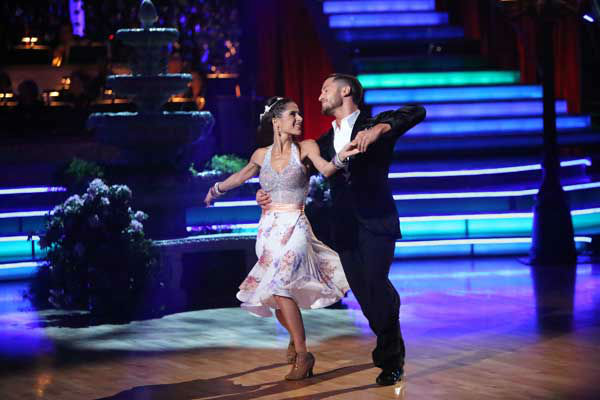 Dwts is val dating kelly