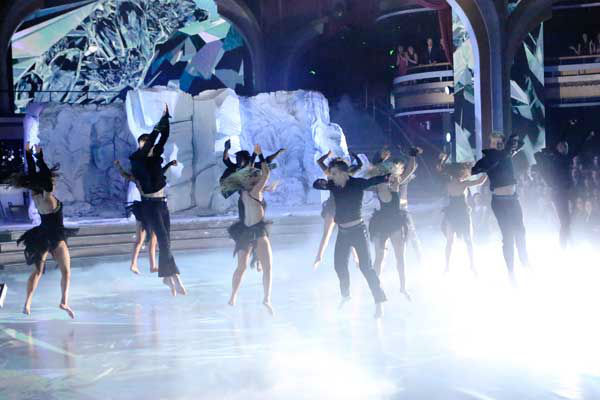 The show's opening number on 'Dancing With The Stars: All-Stars' on November 5, 2012, was choreographed by Henry Byalikov and featured The Troupe and four pros from the season.