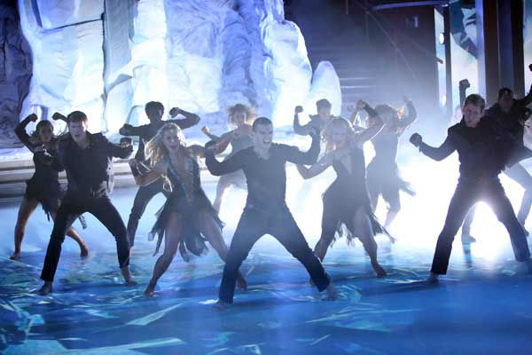 "<div class=""meta image-caption""><div class=""origin-logo origin-image ""><span></span></div><span class=""caption-text"">The show's opening number on 'Dancing With The Stars: All-Stars' on November 5, 2012, was choreographed by Henry Byalikov and featured The Troupe and four pros from the season. (ABC Photo/ Adam Taylor)</span></div>"