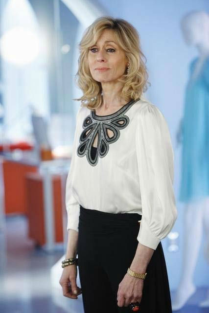 Judith Light, who recently Tweeted about an upcoming guest appearance on &#39;Dallas,&#39; wrote on her official Twitter page, &#39;So sad 2 hear the news re the brilliant gracious extraordinary Larry Hagman. He will b missed. Sending love 2 all specially Linda &#38; Patrick.&#39;   &#40;Pictured: Judith Light appears in an undated promotional photo for &#39;Ugly Betty.&#39;&#41; <span class=meta>(ABC)</span>
