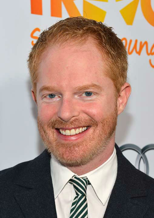 Jesse Tyler Ferguson attends the Trevor Project's 'Trevor Live' in Los Angeles on Sunday, Dec. 2, 2012.