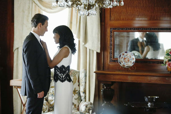 Kerry Washington appears in the &#39;Scandal&#39; season 2 episode &#39;Happy Birthday, Mr. President,&#39; which aired on Dec. 6, 2012. <span class=meta>(ABC&#47;KELSEY MCNEAL)</span>