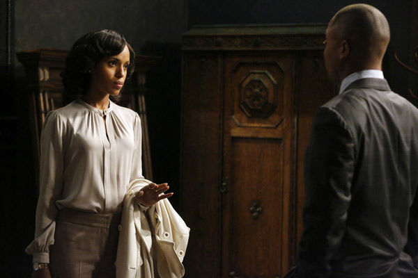 Kerry Washington appears in the &#39;Scandal&#39; season 2 episode &#39;Happy Birthday, Mr. President,&#39; which aired on Dec. 6, 2012. <span class=meta>(ABC&#47;VIVIAN ZINK)</span>