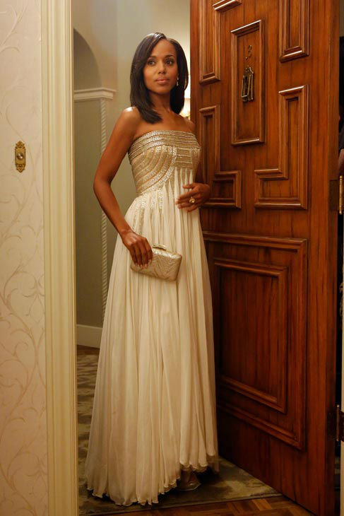 "<div class=""meta ""><span class=""caption-text "">Kerry Washington appears in the 'Scandal' season 2 episode 'Happy Birthday, Mr. President,' which aired on Dec. 6, 2012. (ABC/VIVIAN ZIN)</span></div>"