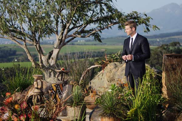 "<div class=""meta ""><span class=""caption-text "">Brad Womack awaits the arrival of his final two bachelorettes, Chantal O'Brien and Emily Maynard, on the season 15 finale of 'The Bachelor,' which aired on Monday, March 14.  (ABC Photo/ Mark Wessels)</span></div>"